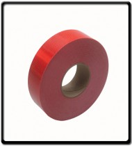 Reflective Tape Red | Sold Per Meter