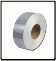 Reflective Tape Silver | Sold Per Meter