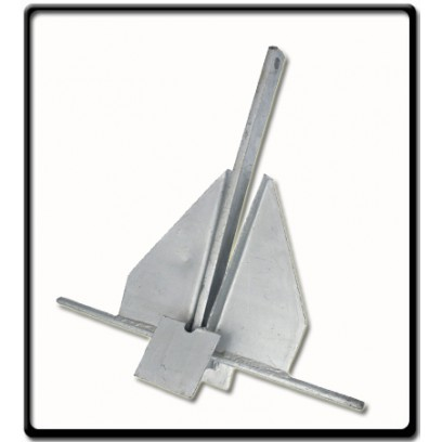 3kg - Anchor hot dip galvanized |Danforth Type
