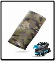 Camouflage Brown   CliMate Sports Scarfs
