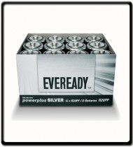 Batteries - Eveready D2