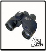 Binoculars waterproof with compass 'Sea Nav' wecr 7X50