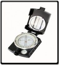 Hand bearing compass, non-magnetic alloy