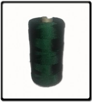 Nylon Flat Braid Green 2.5mm