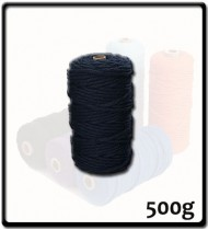 4mm - Macramé Cotton - Navy| 500g