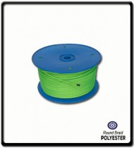 6mm Polyester Yacht Braid | Green