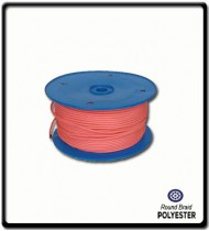 6mm Polyester Yacht Braid | Pink
