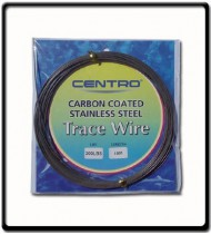 Wire - Carbon Coated 10m 120lb