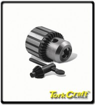 13mm - Drill Chuck with key Taper| Tork Craft
