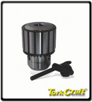16mm - Drill Chuck with key Taper| Tork Craft