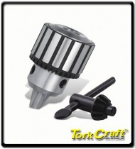 20mm - Drill Chuck with key Taper| Tork Craft