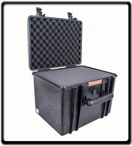 Plastic Case | 480X395X360MM with Foam Black