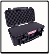 Plastic Case | 460X230X180MM OD with Foam Black
