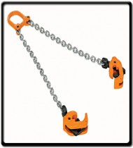 1 Ton Drum Lifting Clamp