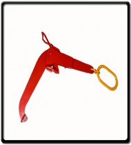 1 Ton Vertical Drum Lifting Clamp