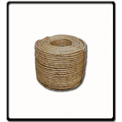 10mm | 3 Strand - ECO Rope | SOLD PER METER
