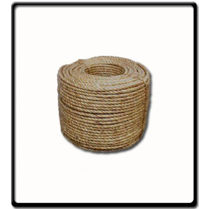 12mm | 3 Strand - ECO Rope | SOLD PER METER