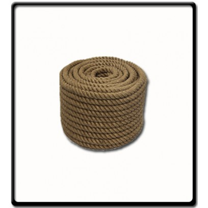 16mm | 3 Strand - ECO Rope | SOLD PER METER