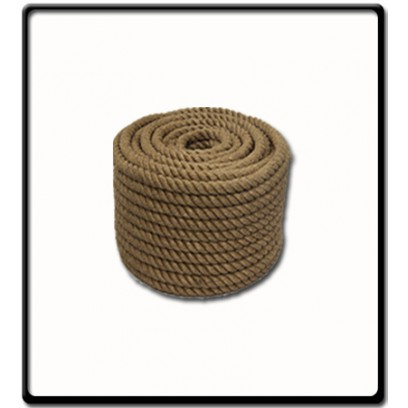 18mm | 3 Strand - ECO Rope | SOLD PER METER