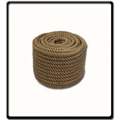 20mm | 3 Strand - ECO Rope | SOLD PER METER