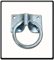 Hitching Ring | Zinc Plated