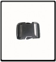 Quick Release Buckle Blk 50mm