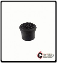 No. 54 - Rubber Rod Button | 1 Pieces