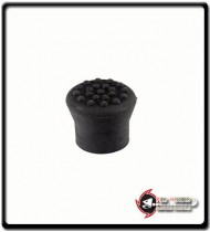 No. 55 - Rubber Rod Button | 1 Pieces
