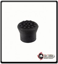 No. 56 - Rubber Rod Button | 1 Pieces