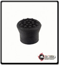 No. 57 - Rubber Rod Button | 1 Pieces
