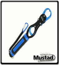Aluminium Lip Grip with Scale | Mustad