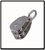 32M Double Pulley | Stainless Steel