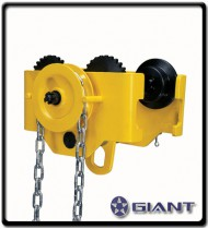 0.5Ton - Beam Crawler Geared | Giant