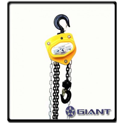 5Ton x 3metre Lift - Chainblock | Giant