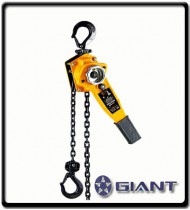 0.75T x 3m Lever Hoist with Protection | Giant
