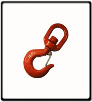 3 Ton |Steel Lifting Swivel Hooks
