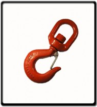 7 Ton |Steel Lifting Swivel Hooks