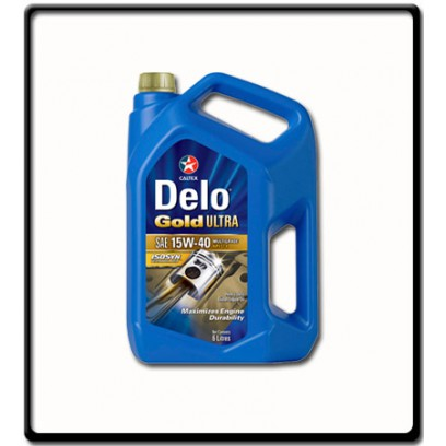 C-Delo Gold Engine Oil 15W40 | 5 Liter