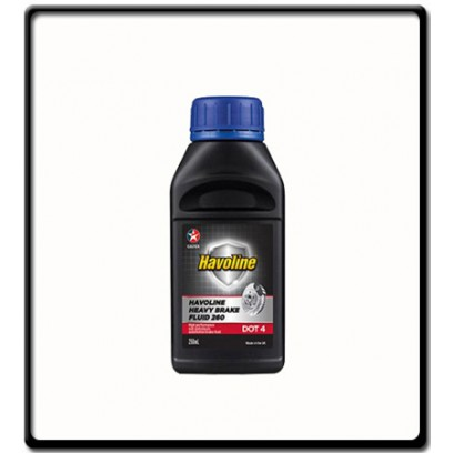 Havoline Heavy Brake Fluid 260 |500ml