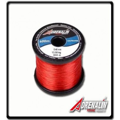 0.40mm - Saltwater-Red | 600m