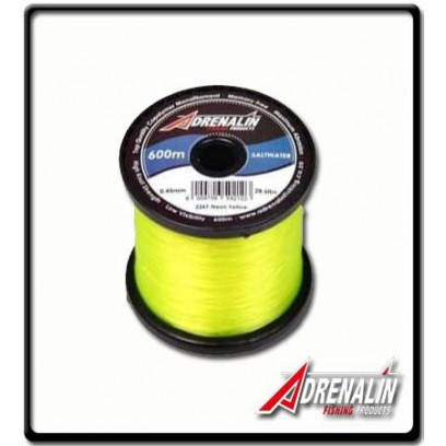 0.30mm - Saltwater-Neon Yellow | 600m