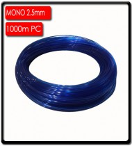 2.5mm Longline Monofilament  (1000m)  | Blue