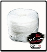 4mm Braided Monofilament (900m) | Clear | SOLD PER METER