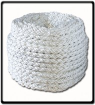 50mm Nylon - Mooring Rope | 8-Strand | SOLD PER METER