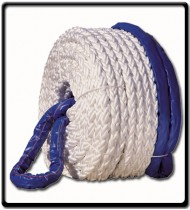 84mm Nylon - Mooring Rope | 8-Strand | SOLD PER METER