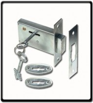 Mortise Gate Lock Square