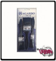 3PCE - Paint Brush Set | Agardo Value