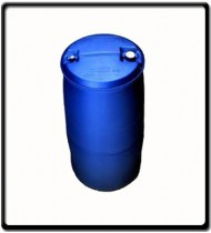 Drum with screwcap 210L Blue