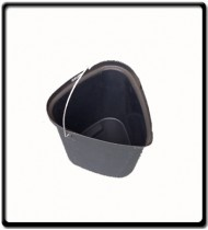 Triangular Bucket with Handle