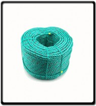 16mm Polysteel Rope | 4-Strand | SOLD PER METER